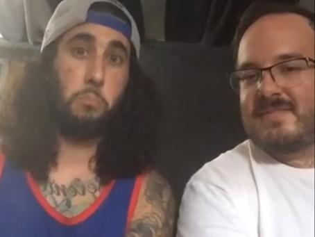 Numb Bills Fan Goes Live for Bills Fanatics
