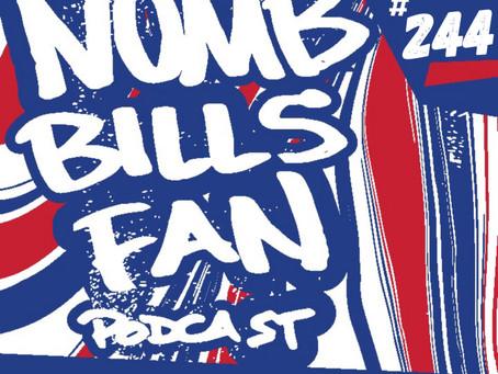 #244 Catching up w/ Tim Avery talking Rams at Bills