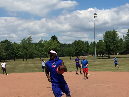 James Wilder Jr. Shows Out For Buffalo Community