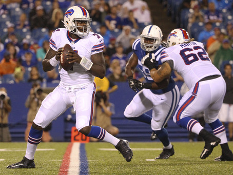 Numb Bills Fan Podcast #70 - The First Preseason Game in the Books, Initial Impressions.