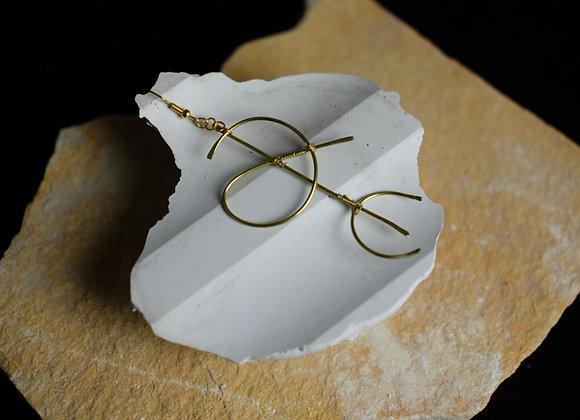 Earring -Specchio