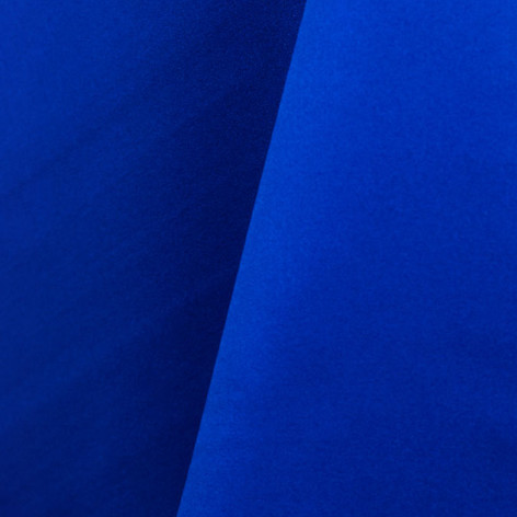 Royal Blue Matte Satin
