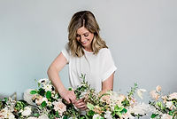 Emily Dawson, Owner, All Grand Events + Floral