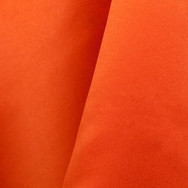 Tangerine Matte Satin