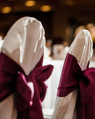 Chair Cover Rentals for Wedding and corporate event
