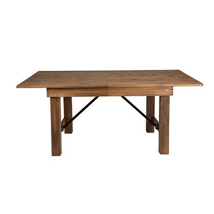 4ft Sweetheart Farm Table