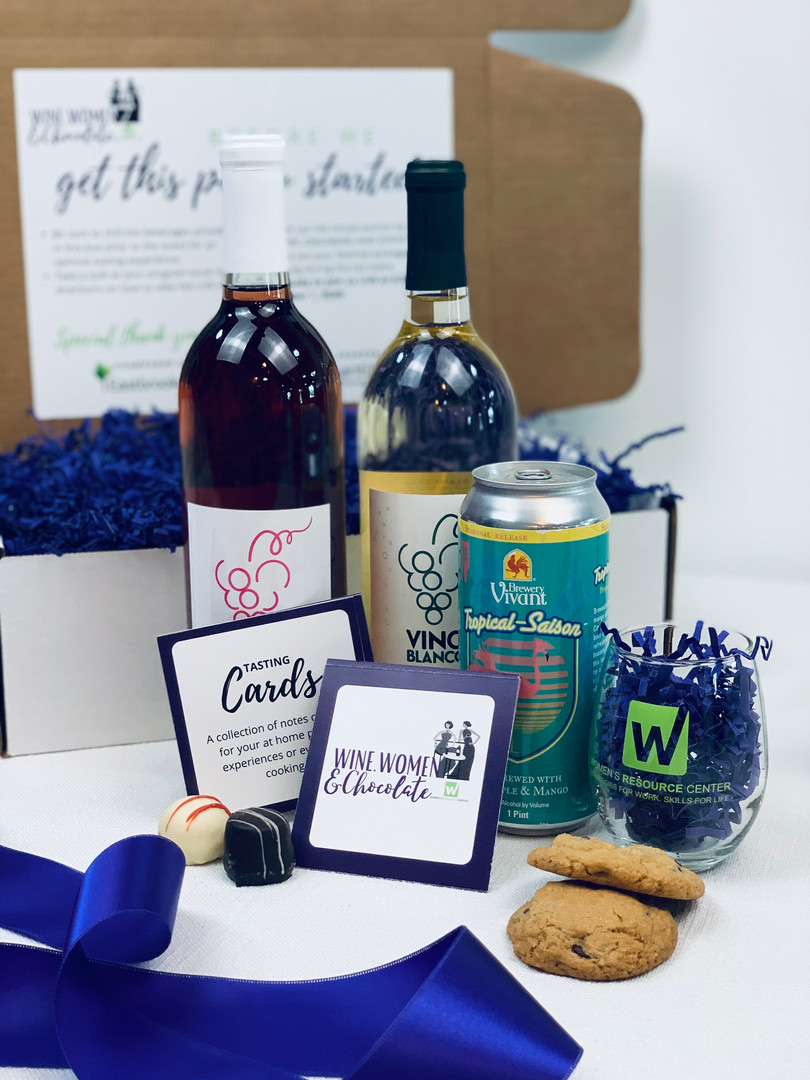 Curated Event Box