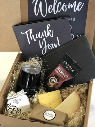 Virtual Event Gift Box
