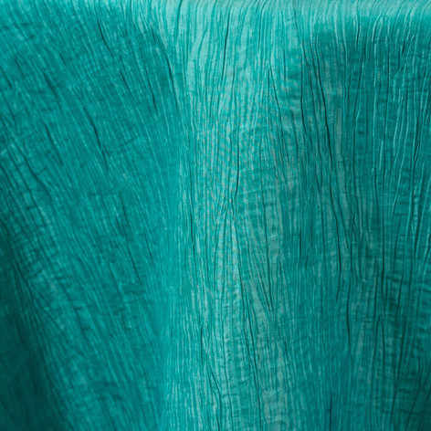 Turquoise Crinkle