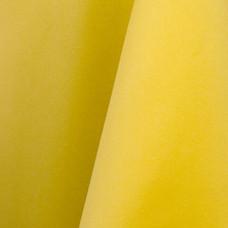 Lemon Matte Satin