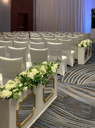 Wedding and Event Chair Covers