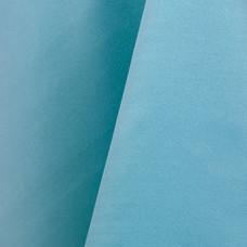 Turquoise Matte Satin