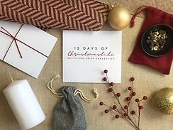 12 Days of Christmastide Celebration Box