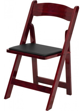 Mahogany Wood Chair