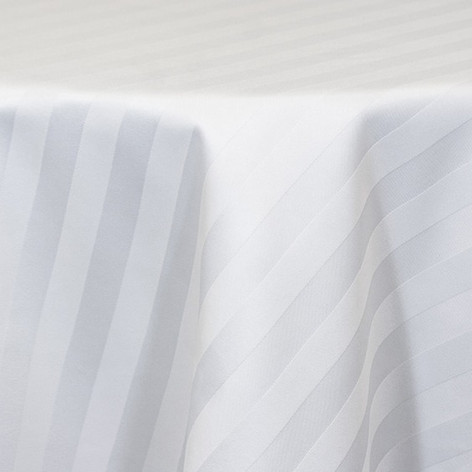 White Tuxedo Stripe