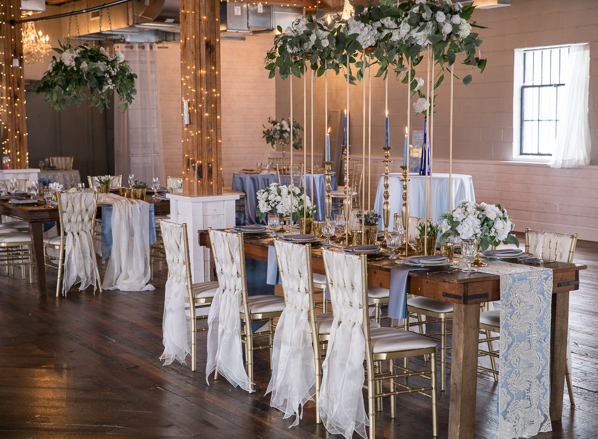Gold Chiavari Chair Party Rental