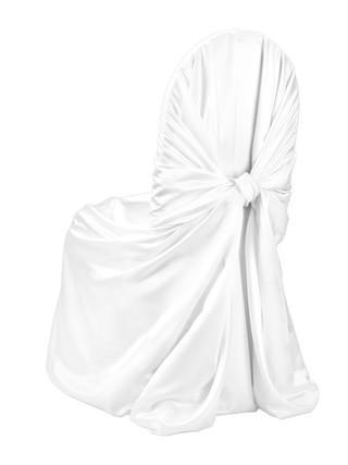 White Satin Pillowcase Chair Cover.jpg