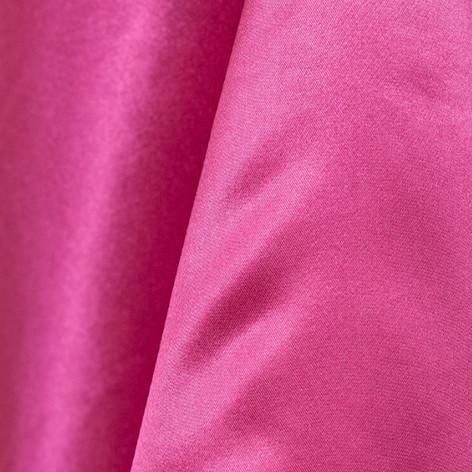 Hot Pink Satin