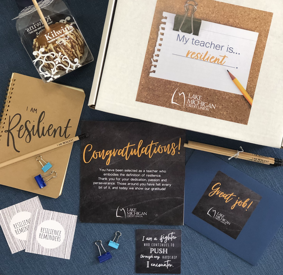 Corporate Event Gift Box