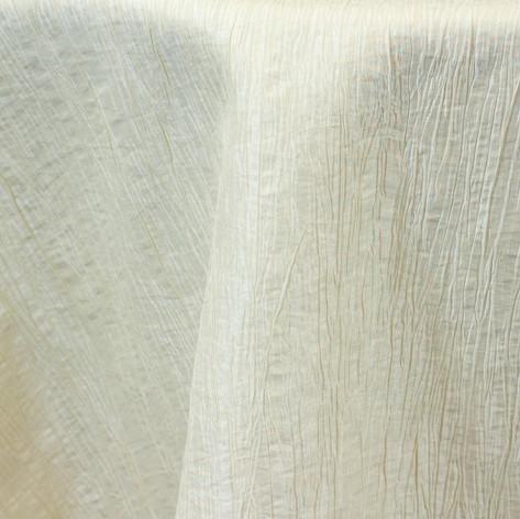 Ivory Crinkle