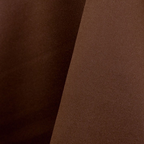 Brown Matte Satin