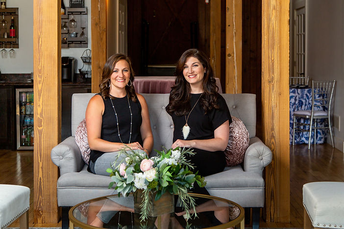 Owners, Jamie Carnes and Keri Kujala