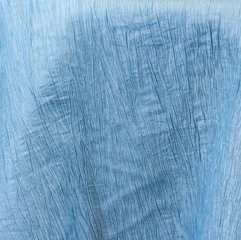 Light Blue Crinkle