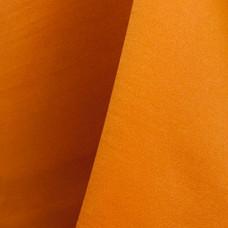 Orange Matte Satin