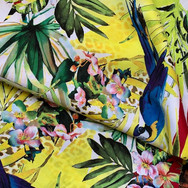 Jungle Printed Poly