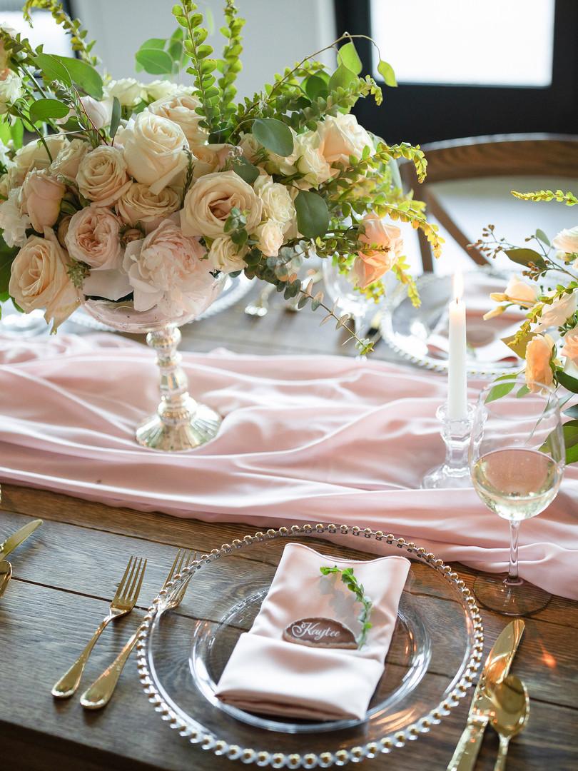 Oakley Wedding Reception