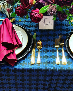 Event Tablescape