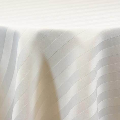 Ivory Tuxedo Stripe