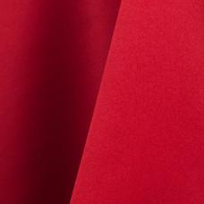 Red Matte Satin