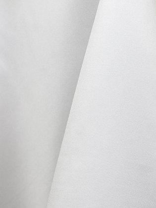 White Matte Satin
