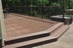 Composite Decking _ Westbury Handrail
