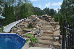 Steps / Water Feature / Slide