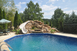 Water Feature / Slide