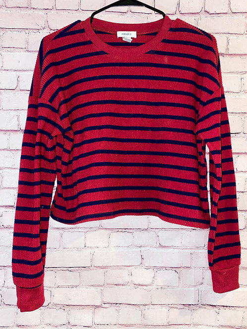 Super Soft Stripped Long Sleeve