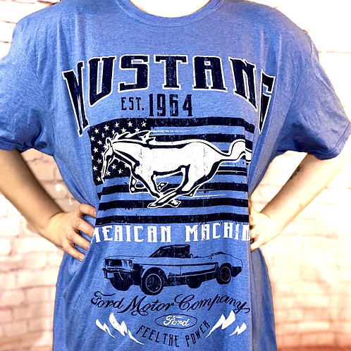 Mustang Tee