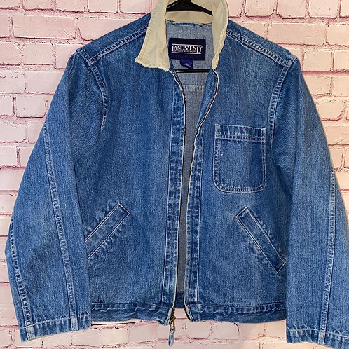 Sunset Jean Jacket