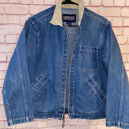 Sunset Jean Jacket