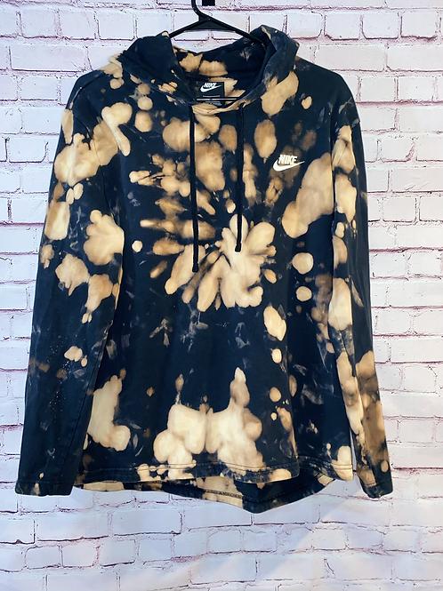 Bleached Nike Hoodie