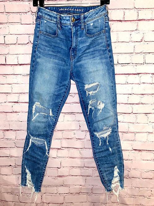 Distress AE Jeans