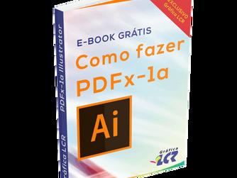 E-book: como fazer PDFx-1a no Illustrator