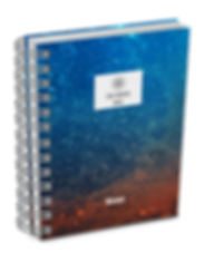 Caderno Executivo Organizer Personalizado