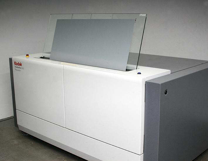 Pré-Impressão - CTP