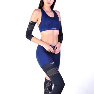 Arm sleeve EMS/TENS