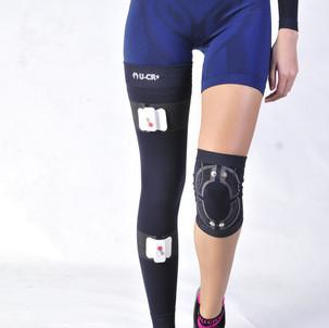 Knee sleeve EMS/TENS