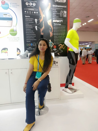 U.CR+ Indian Madrid May / 17~19 2019  of Taiwan Excellence fair