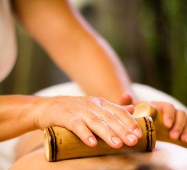 Traditional Bamboo Massage
